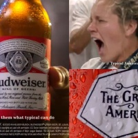 Budweiser's New Superbowl Ad Is Everything 'look beyond the label'