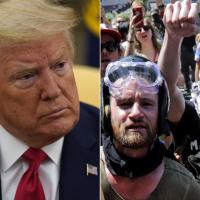 President Trump says he'll designate antifa a terror organization