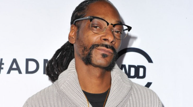 Snoop Dogg To Trump Supporters: 'If You're Still With Him, F—k You'