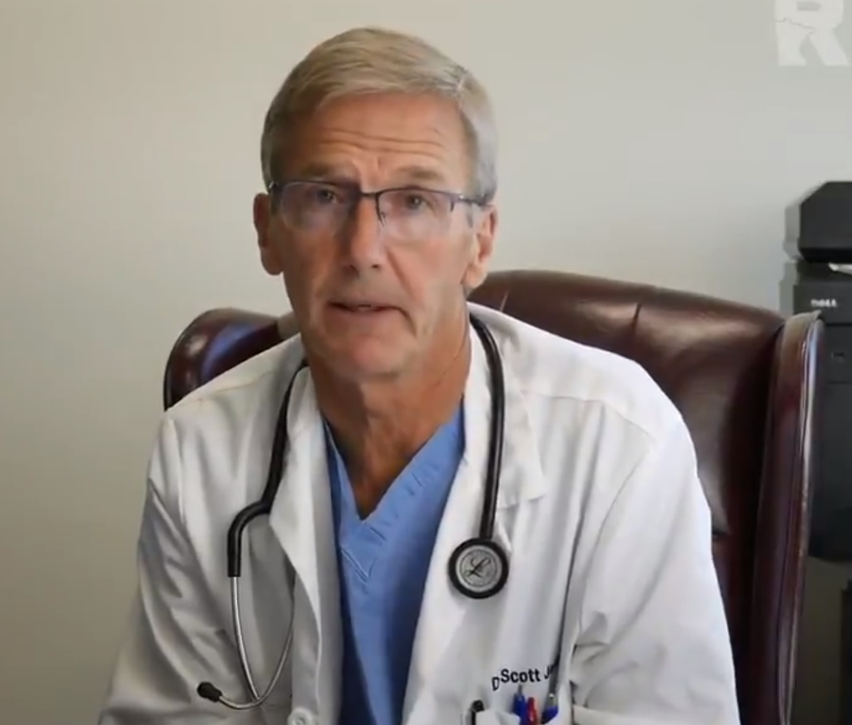 Minnesota Doctor And State Senator Who Openly Discussed Covid-19 Numbers Is Now Being Investigated