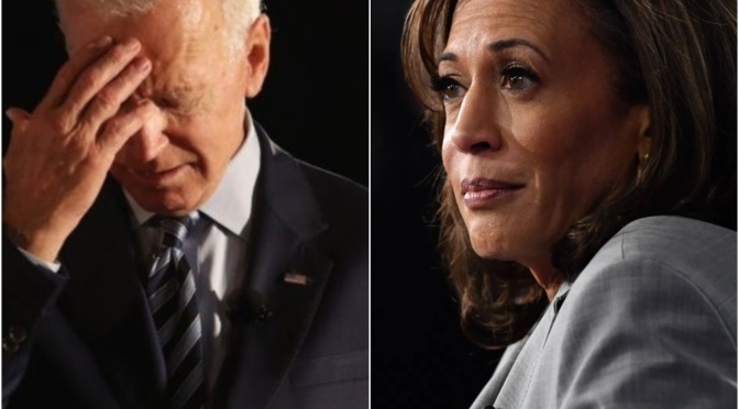 Remember this?: Kamala Harris 'Believes' Biden's Accusers