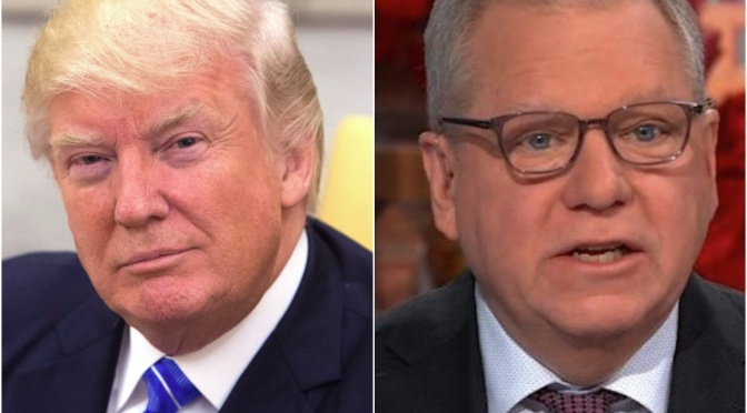 Trump calls for CNN to fire analyst for tweet asking if president had a stroke